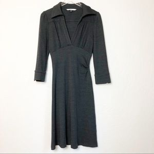 Diane VonFurstenberg Wool Career Dress Size 8